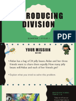 introducing division