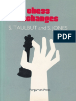 Taulbut & Jones - Chess Exchanges (1986)