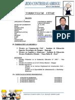 Curriculum Vitae Carlos-2017