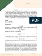 Solution Manual Partial Exam II 2016-2017