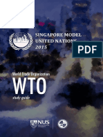 Smun 2015 Wto Study Guide
