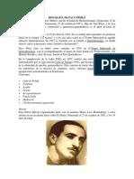Biografía de Compositores de Gautemalaaaaa