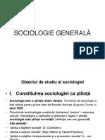 Sociologie-generala