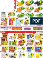 City Centre Weekday Promotion