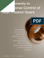 HT of gears