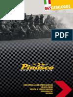 Pinasco Catalogo 2015