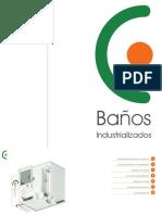 Catalogo de Baños Industrializados