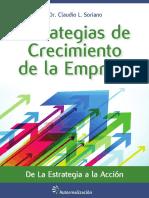Estrategias de crecimiento de la Empresa - Claudio L. Soriano.pdf