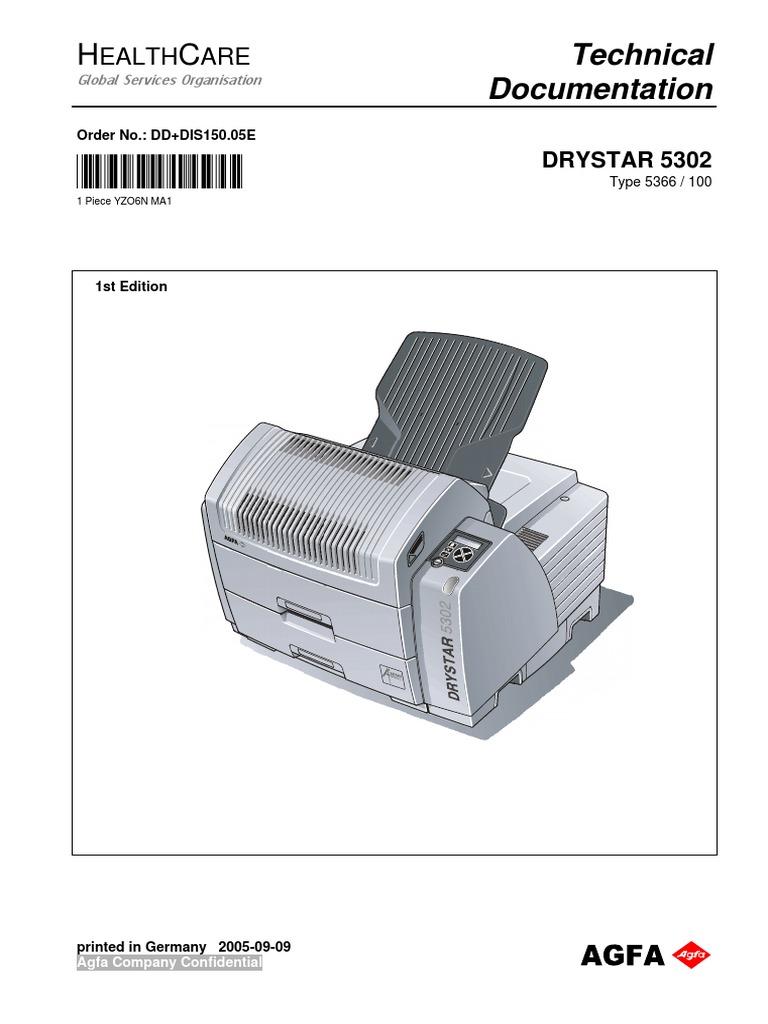 drystar 5302 service manual medical device electromagnetic rh scribd com