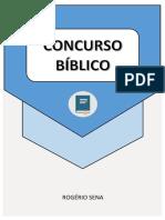 e-Book Concurso Bíblico