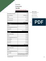 Academic Calendar - Class of 2021