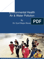 Environmental Health - Air and Water Pollution