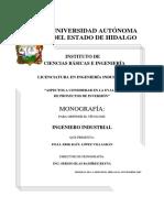 Aspectos Proyectos de Inversion Proyecto Ing Industrial