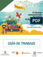 Guía de La Matón de La Lectura - 2017