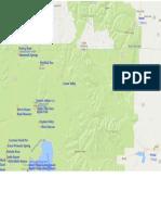 Yellowstone Landmarks