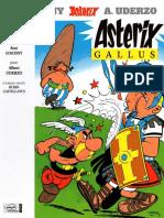 Rene Goscinny, Albert Uderzo-Asterix Gallus, Volume 1 (Latin Edition)-Egmont EHAPA Verlag (2010) (3)