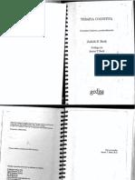 Judith Beck. Terapia Cognitiva. Conceptos básicos y profundización.pdf