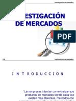 Investigacion de Mercados - I