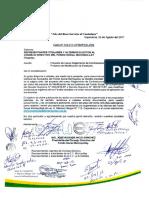 Proyecto de Reglamento de Contrataciones y Adquisiciones del FSM