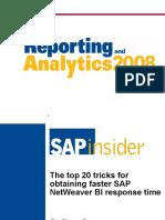 651-top-20-tricks-to-improve-sap-bw-performance.ppt