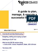 734-a-guide-to-plan-manage-a-execute-a-successful-bi-project.ppt