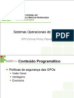 Windows 03 - GPO
