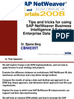 738-tips-and-tricks-for-using-sap-netweaver-business-as-edw.ppt