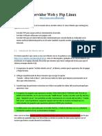 00. Servidor Web y Ftp (UBUNTU- LINUX)_Parte1