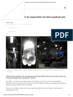 Brasileiro Inventor de 'Luz Engarrafada' Tem Ideia Espalhada Pelo Mundo - BBC Brasil