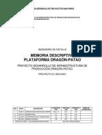 Memoria Descriptiva (Dipdp - Plataforma) Final.doc