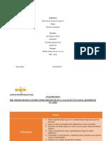 Analisis Dofa Plan de Negocios