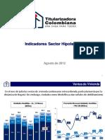 Sector Hipotecario Junio 2012 v1