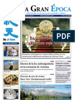 Edición No.32, La Gran Epoca, Rep.Dominicana