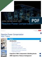 ABB - Reactive Power Compensation.pdf