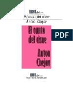 Chejov Anton - El Canto Del Cisne