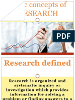 1- Slecting Research Project Topic