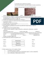 Ejercicios Geología I