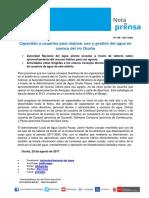 Nota de Prensa Nº 166-2017 - ALA OCOÑA PAUSA