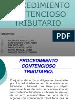 Diapositiva de Administracion Tributaria