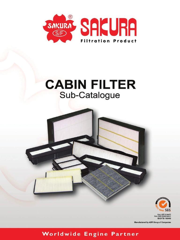 Mann Filter CU5257 Cabin Air Filter