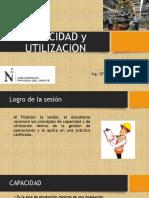 CLASE 5. Capacidad y Utilizacion