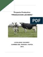 Proyecto Produccion Lechera