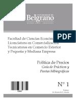 Politica de Precios TP 1 Nicolas