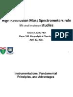 UCONN HR Small Molecule 041211 Lam