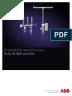 Interruptores Seccionadores guia de aplicaciones ABB.pdf