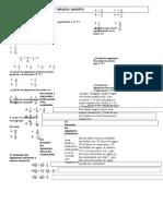 GUÍA Fracciones y Decimales 5º