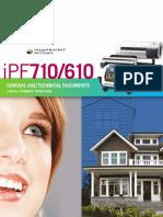 IPF710 IPF610 Brochure