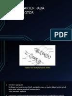 Sistem Starter Pada sepeda motor