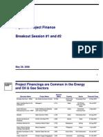 GS Pipeline Project Finance