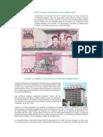 Billete de 200 Peso de Republica Domenicana